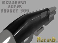 Mossberg Super Shorty 500