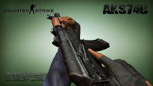 AKS74U animations [cs:go hands]