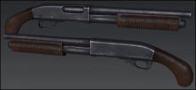 Sawed-off Remington Rework