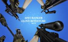MW2 Ranger Hands for CZ