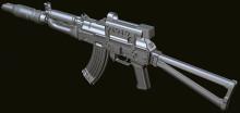 AKS74U kobra