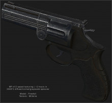 MP412 speed texturing