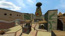 Majora's Mask Clock Town
