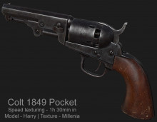 Harry's 1849 Pocket