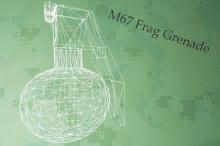 M67 Grenade WIP