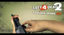 L4D2 STEVENS MODEL 620 animations