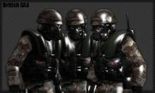 British SAS (WiP) SHADERS