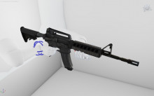 Bf3 M4A1