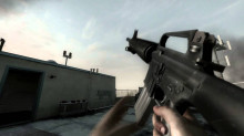 |Back to Left 4 Dead 2| M16A2