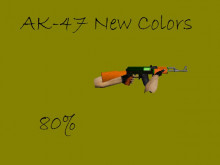 Ak New Colors