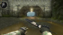 Combat Knife in-game
