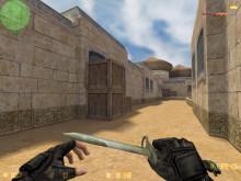 bayonet knife