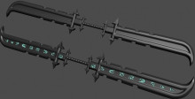 double sided sword