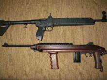 Kel-tec sub 2000 & Plainfield M1 Carbine
