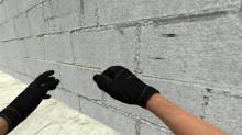 First class Hitman gloves (CSS gloves re-texture)