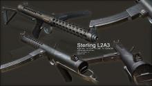 Sterling L2A3 + L3A4