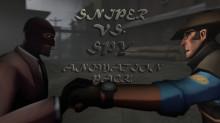 """Sniper VS. Spy"" Reanimation Pack"