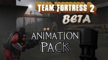 (WiP Version) TF2 Beta Animation Pack