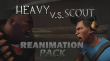 (WiP Verson) Heavy V.S. Scout Reanimation Pack