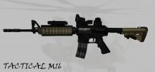 Tactical M16