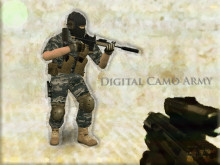 Digital Camo Army