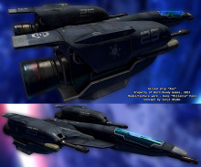 Apex class fighter