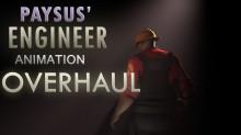 (WiP version)Paysus' Engineer Animation Overhaul