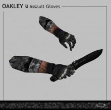 Oakley SI Assault Gloves - Black