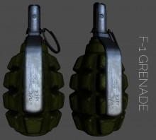 F-1 Grenade