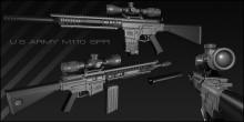 U.S M110 SPR