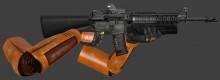 [Black Mesa] M16A4 w/ M203