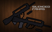 Silenced Famas