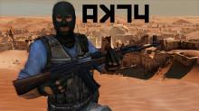 AK74 Animation