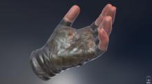 Gloves Texture