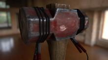 Electric Sledge Hammer F:NV