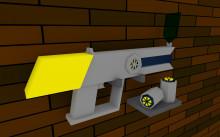 Sci-fi shooty gun
