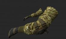 TIGG`S ARM`S MODEL