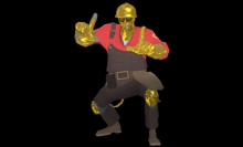 Team Fortress 2 Golden Players