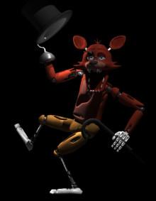 Foxy WIP