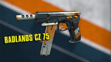 Borderlands CZ75 for CS:GO