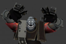 Five Nights at Heavy's Character Models