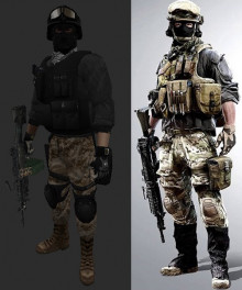BF4 Thermed players