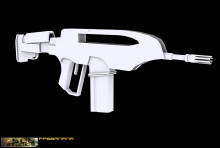 Future rifle WIP 2