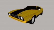 Mustang Mach1 (1973 Eleanor)