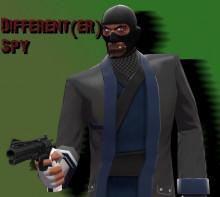 Different(er) Spy Skin