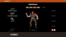 New Different Demoman
