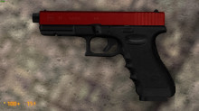 BMS candy apple glock