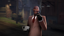 Spy First Person Animation Overhaul