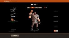 Heavy Spy Remake