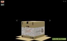 Box Trot -> C.BOX QPCS DESERT / STEAM